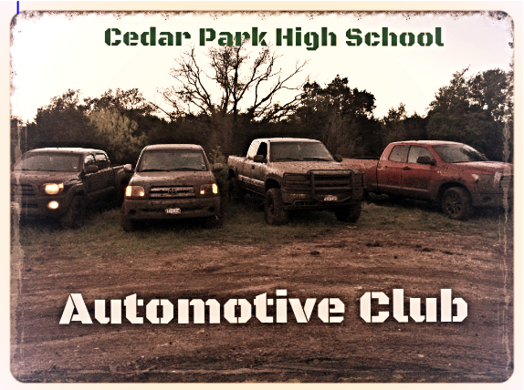 Auto club accelerates: The club is all about cars; ranging on how to repair them to discussing their futures in the automotive business.
