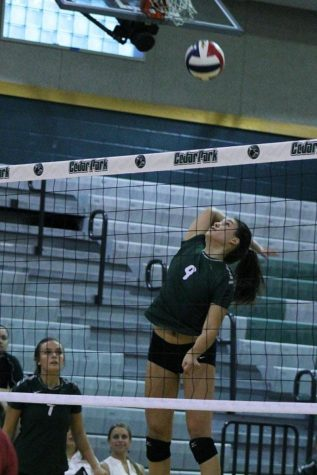 Volleyball spikes up in won games