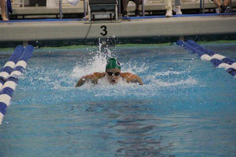 Swim glides into State