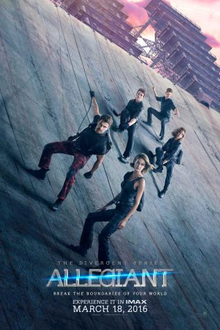 """Allegiant"" flies into theaters"