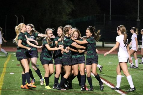 Goals for the team and from the team; girl's soccer season concludes