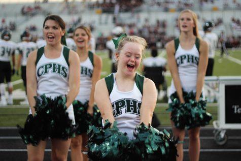 Junior Cheerleader's Journey to Varsity