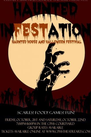 Theatre Presents Haunted InFESTation