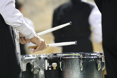 Band Takes Home Fifth Place Title at Bands of America