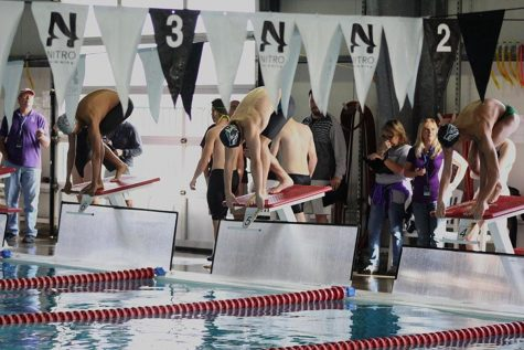 Districts 2017: CPHS Swim and Dive Blows Their Competition Out of the Water