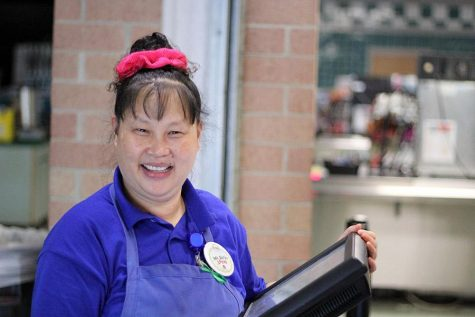 Humans of CP- Ms. Sue