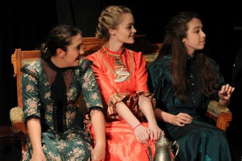 The Curtain Rises for Theater Students