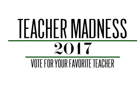 Teacher Madness First Round- Voting open March 6- March 10 at 5 p.m.