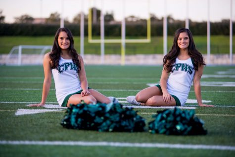 Montanez Twins to Continue Cheer as Members of Longhorn Squads