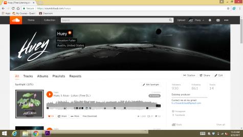 Houston Fuller Releases Music on SoundCloud