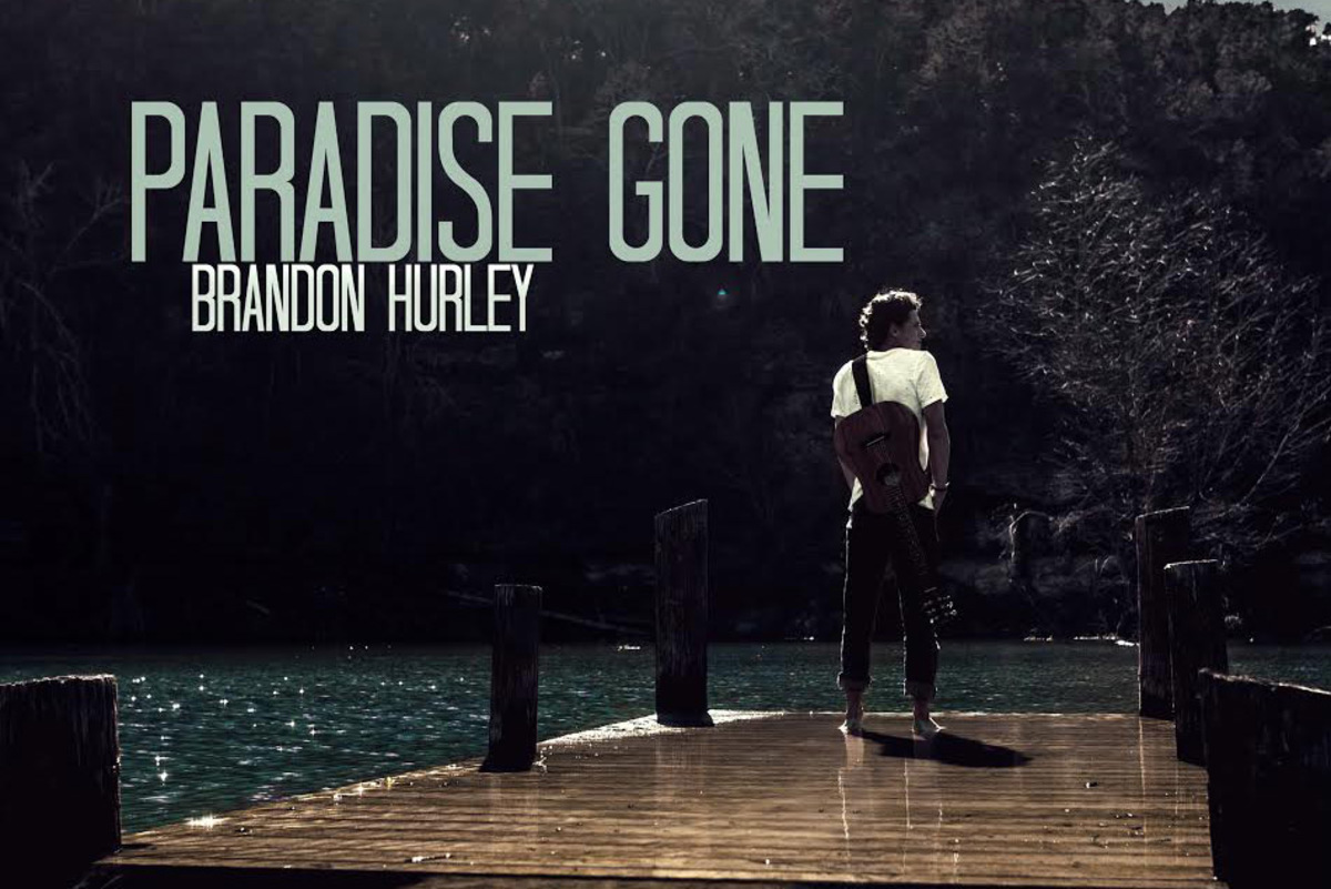 Senior+Brandon+Hurley+created+his+first+EP%2C+%27Paradise+Gone%27+that+is+available+on+iTunes.+