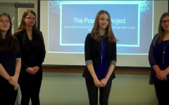 First Class of Capstone Seniors Reflect on the Research Process