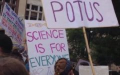 CPHS Students March for Science