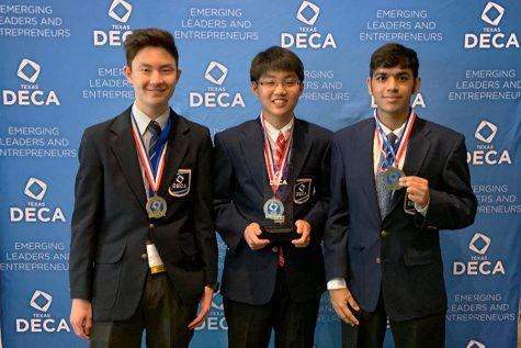DECA to Internationals