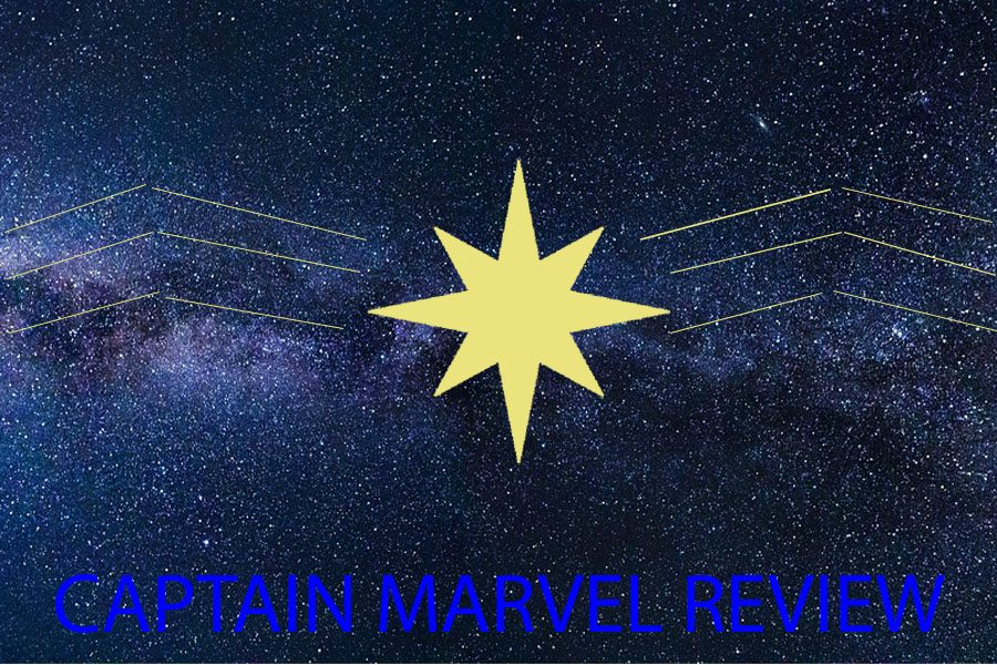 Marvel+released+their+new+superhero+movie+on+March+8.+The+movie+follows+the+story+of+a+girl+trying+to+master+incredible+power+in+the+middle+of+a+galaxy-wide+war.+