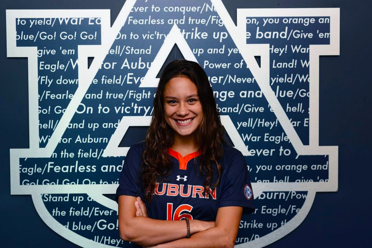 Senior Riley Petcosky is attending The University of Auburn in the fall to play soccer and study kinesiology.