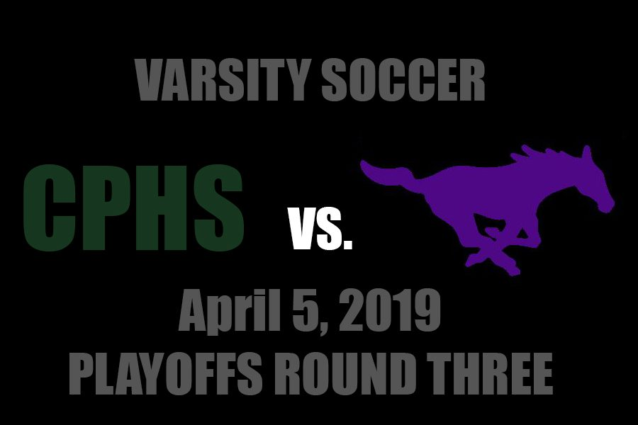 The+Cedar+Park+varsity+men%27s+soccer+team+faces+off+against+Marble+Falls+on+April+5+in+round+3+of+soccer+playoffs.
