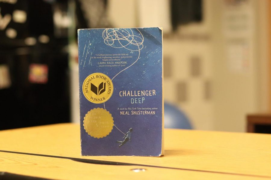 """""""Challenger Deep"""" will take you through a portal and switch you back from normal school life and adventures among the unforgiving sea."""