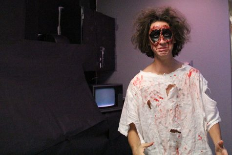 Theatre Haunted House Review