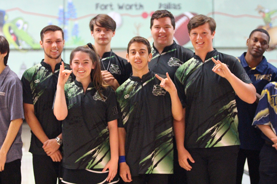 Bowling Takes Home Bronze in First Ever Tournament