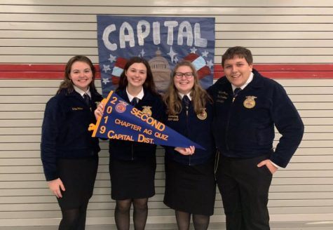 FFA Advances to Area