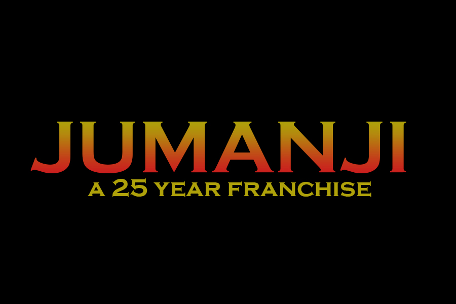 Twenty+two+years+after+the+release+of+the+first+movie%2C+the+franchise+was+brought+back+but+this+time+with+a+new+tone.+%E2%80%9CJumanji%3A+Welcome+to+the+Jungle%E2%80%9D+was+released+in+2017+as+a+continuation+of+the+original+movie.+Last+December%2C+the+latest+installment+to+the+franchise+was+released+with+the+same+concept+as+the+2017+movie.