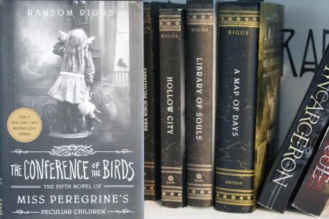 Author Ransom Riggs released the fifth book of