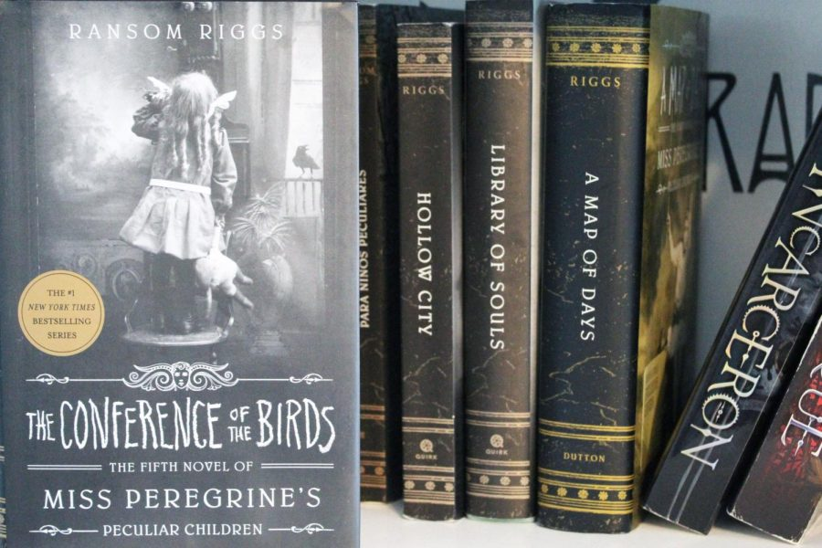 Author+Ransom+Riggs+released+the+fifth+book+of+%22Miss+Peregrine%27s+Home+for+Peculiar+Children%22+on+Jan.+14.+
