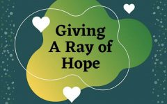 """Giving A Ray of Hope is a newly founded organization that strives to help children in hospitals, and are responsible for, not only participating in service projects, but also educating the community on diseases that infect children. The organization provides many opportunities for members to explore the medical field and contribute to their community. """"I would say that this organization really helps you have that role in your community and trying to help others,"""" junior member Jillian Lach said. """"Not only does it help build responsibility, but it [has also] helped me meet new people and research and educate myself on a lot of things that I didn't know about before."""