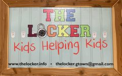 The Locker is located beside the AP office and has a variety of supplies available to students. Community members who want to donate to The Locker can drop off items such as backpacks, binders, pencils, face masks, water bottles and other necessities every student might not have.
