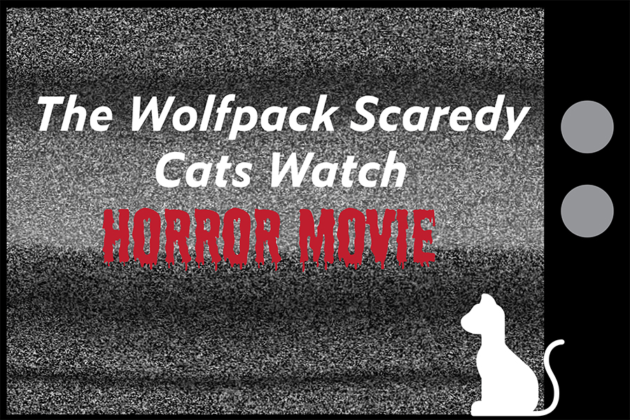 The Wolfpack Scaredy Cats Watch Horror Movie