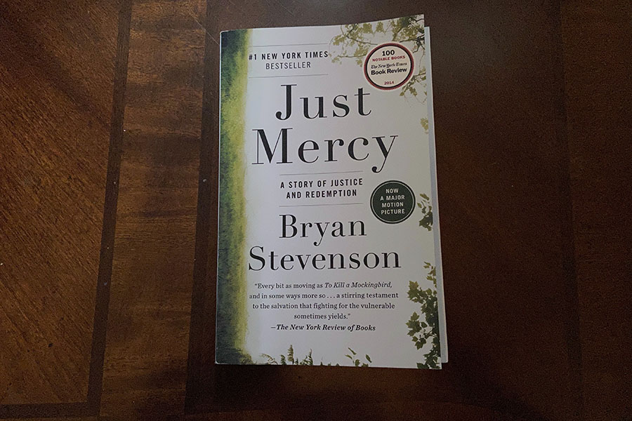 "Book Review: ""Just Mercy"""