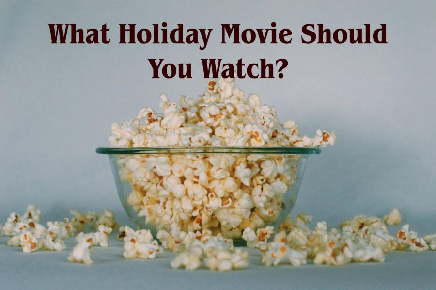 Find the perfect movie to watch during this early release day with a few quick questions.