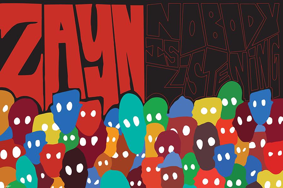 Released on Jan. 15, Zayn Malik