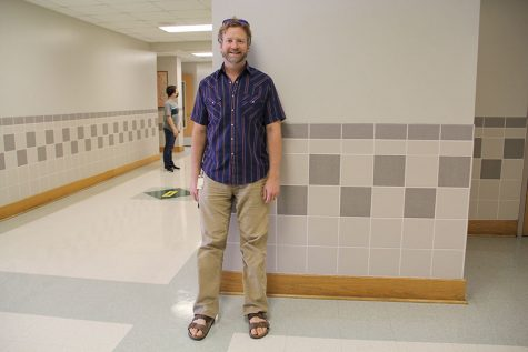 """Jared Lippe, the PALS teacher, experienced COVID-19 firsthand. """"I certainly had a mix of emotions when I first learned that I tested positive,"""" said Lippe. """"These ranged from being angry and annoyed that I still caught it after being extremely careful for so many months, all the way to feeling absolutely grateful that my symptoms weren"""