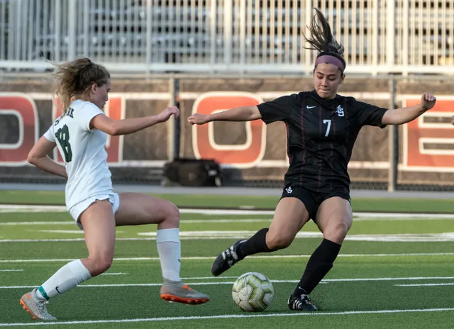 Playoffs End For Girls' and Boys' Varsity Soccer