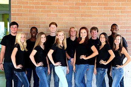 Homecoming King and Queen will be announced at halftime od the Cedar Park vs. Westwood football game on Sept. 12.