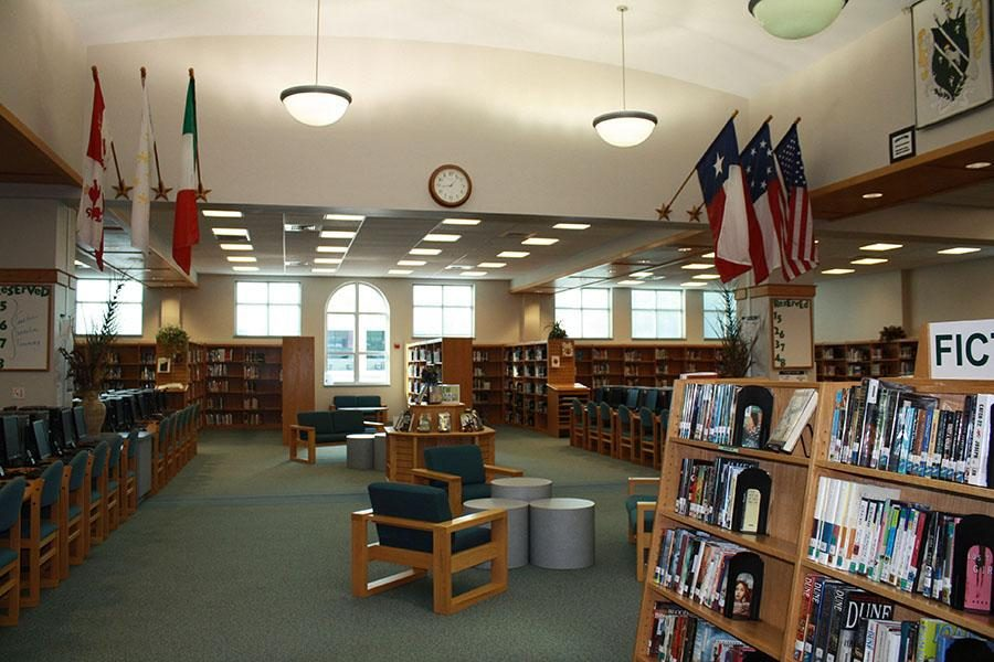 New year, new library