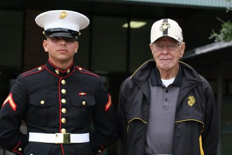 CP graduate completes Marine boot camp