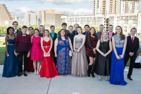 GAHSMTA rolls out the red carpet