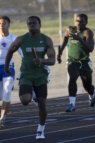 Boys and Girls Track team place at State