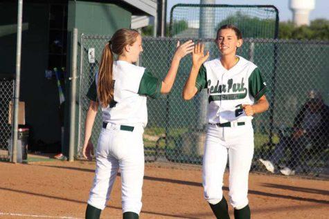Varsity Softball girls end season short of playoffs