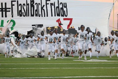 Blowout Against Rouse Football Leads CP to 5-0
