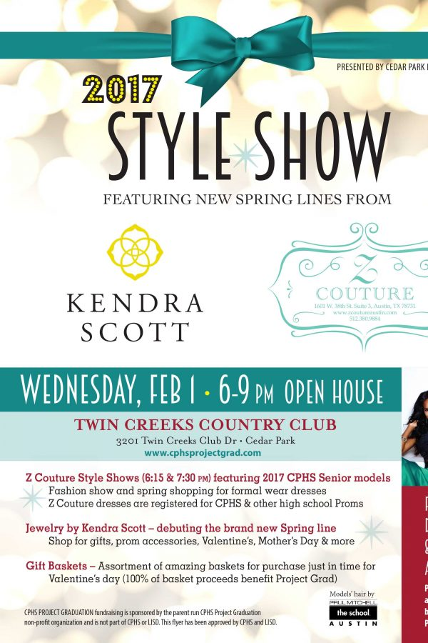 The+Style+Show+will+be+on+Feb+1+at+the+Twin+Creeks+Country+Club.
