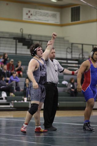 The CPHS wrestling team competed at their state competition on Feb. 24-25 that concluded their season with three qualifiers and two alternates.
