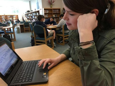 "After Spring Break, TimberTeach will be rolling out an altered version of their current tutoring program which will hopefully extend their outreach. ""We are evolving to meet the needs of the students,"" senior Miranda Van Doren said. ""In the future we really hope that this program expands so that we can better add to the learning community at our school and help students in need."""