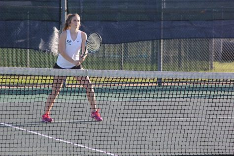 Johnson and Ramsey Prepare for State as Tennis Season Closes