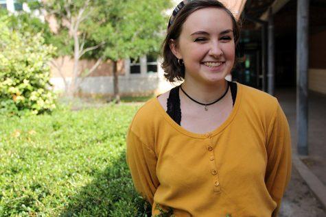 Humans of CP: Emma Baker