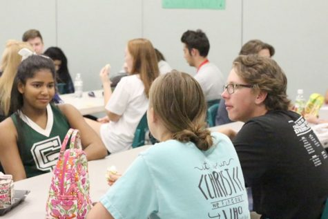 FCA: A Growing Community in CP
