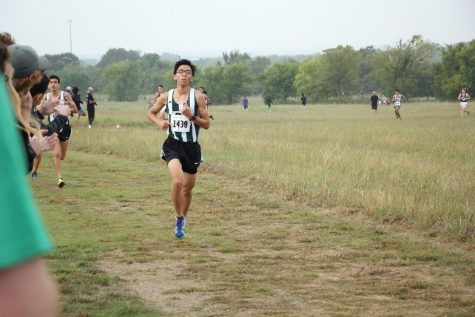 Cross Country Dominates in District Meet